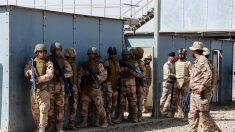 Coalizão internacional suspende atividades à espera de definição no Iraque
