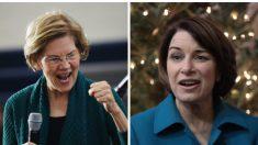 Consejo Editorial del New York Times respalda a Warren y Klobuchar para la presidencia