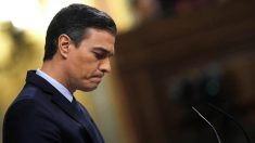 Pedro Sánchez no logra la mayoría necesaria en el Congreso español