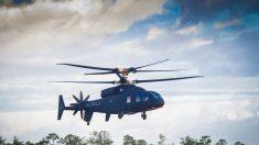 Reemplazo del Black Hawk de Sikorsky alcanza hasta 100 nudos de velocidad en demostración