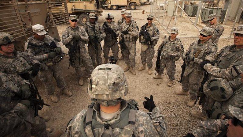EUA realocarão tropas no Iraque, mas descartam retirada