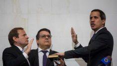 Oposição volta a proclamar Guaidó como presidente interino da Venezuela