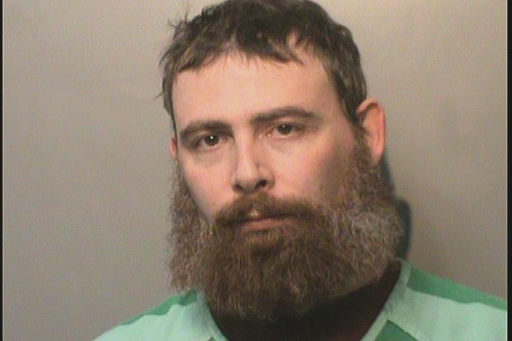 Una fotografía de la cárcel del condado de Polk muestra a Kyle Jurek