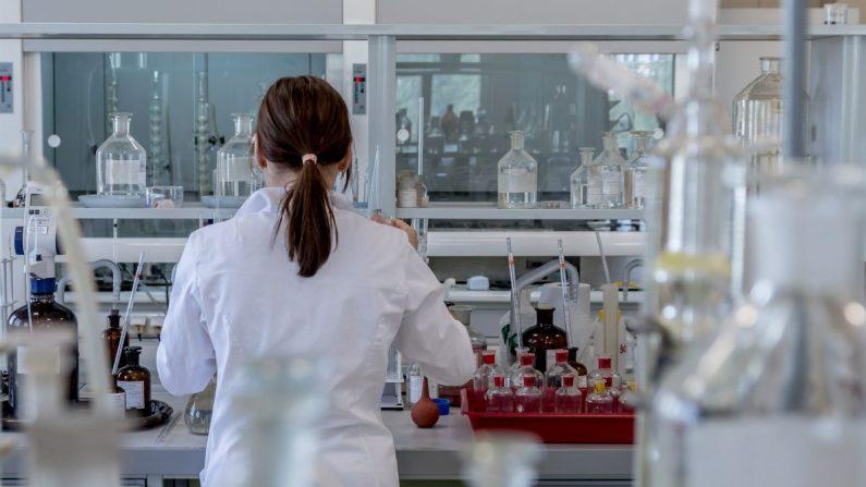 Imagen de archivo de un laboratorio. (Pixabay)