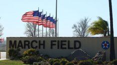 Estadounidenses evacuados de la zona viral de China se aislaron en base militar de California