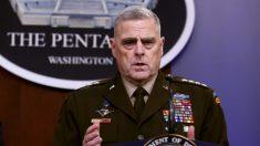 Milley dice que operación del Comando África está bajo revisión, niega retirada de EE.UU.