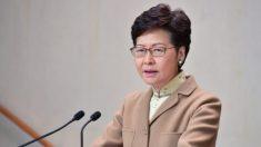 Líder de Hong Kong, Carrie Lam, se compromete a trabalhar em estreita colaboração com novo enviado da China