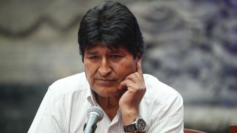 Evo Morales inicia tratamiento médico tras dar positivo por el virus del PCCh