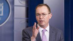 Abogado de Mulvaney niega afirmaciones sobre Ucrania que supuestamente figuran en el libro de Bolton
