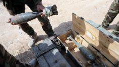 Mísseis erraram alvos americanos no Iraque, caindo até a 33km de distância