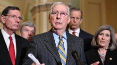 Es probable que el juicio del impeachment del Senado comience la próxima semana, dijo McConnell
