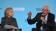 """Hillary Clinton afirma que """"a nadie le gusta"""" Bernie Sanders, y se niega a respaldarlo"""