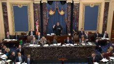 El juicio de impeachment comienza con un enfrentamiento sobre las reglas