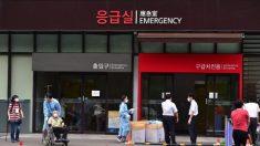 Aíslan en Corea del Sur posible enferma del brote de neumonía viral desconocido que comenzó en China