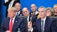 La OTAN coincide con Trump en que podría contribuir más a la estabilidad en Medio Oriente