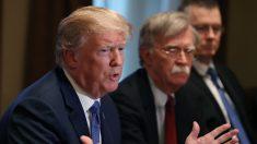 Trump responde a las acusaciones del libro de John Bolton
