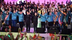 Ciudadanos de Taiwan y Hong Kong se unen contra la amenaza china en una movilización electoral de 2020