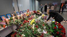 Presidente ucraniano pede justiça após Irã confessar culpa por queda de avião