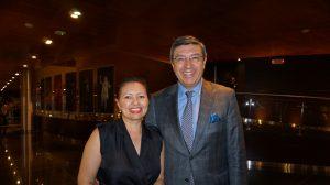 """Shen Yun """"llega al alma y al corazón"""", destaca secretario general de la Comunidad Andina en Perú"""