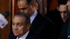Fallece expresidente egipcio Hosni Mubarak a los 91 años, según la TV estatal