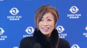 "Coreógrafa japonesa dice que ""Shen Yun es muy inspirador"""