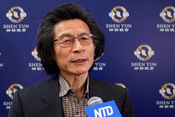"""Shen Yun es """"magnífico e incomparable"""", dice director de compañía de danza de Corea del Sur"""