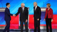 Candidatos demócratas se disputan el caucus de Nevada