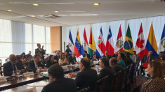 Grupo de Lima buscará mayor cooperación internacional para una solución pacífica a la crisis en Venezuela
