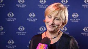 Shen Yun le da una nueva perspectiva a entrenadora olímpica alemana