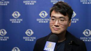 Exempleado de consulado británico torturado en China se conmueve hasta las lágrimas al ver Shen Yun
