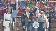 Trump habló sobre la soberanía de EEUU e India y anunció acuerdo de defensa por USD 3 mil millones