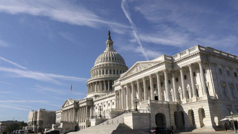El Capitolio de Washington el 25 de septiembre de 2019. (Samira Bouaou/The Epoch Times)