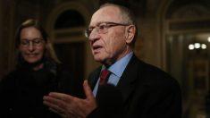 Dershowitz: Obama le dijo al FBI que investigara a alguien a pedido de Soros
