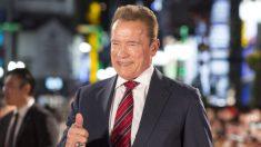 Arnold Schwarzenegger agradece al presidente Trump por combatir la indigencia en California