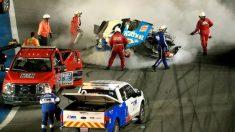 Ryan Newman dice que el accidente de Daytona 500 lo lesionó en la cabeza, volverá a las carreras