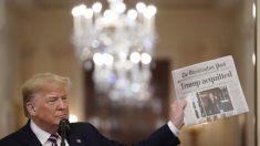 Trump emerge de la debacle del impeachment más fuerte que nunca
