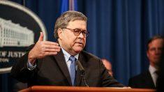 Barr cuestiona si las plataformas online deben ser responsables del contenido de sus usuarios