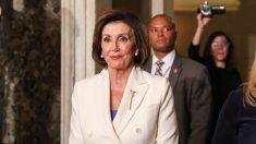 """Pelosi advierte a los demócratas que """"deben estar unificados"""" para asegurarse de que Trump no sea reelegido"""