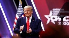 Trump habla en Conferencia de Acción Política Conservadora: EE.UU. vs. Socialismo
