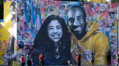 Vanessa Bryant demandó a la empresa del helicóptero donde falleció Kobe y su hija