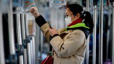 Funcionarios chinos confirman la transmisión aérea del coronavirus en condiciones limitadas