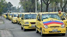 Taxistas colombianos planean paro nacional por el regreso de Uber