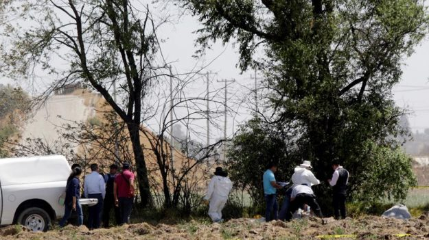 Investigan la muerte de tres estudiantes, dos de ellos colombianos, en México