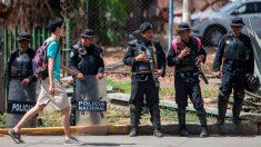 Oposición de Nicaragua denuncia 114 horas de persecución policial a líderes