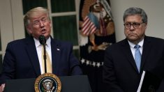 "Trump reitera su respaldo al fiscal general William Barr: ""es un hombre con gran integridad"""