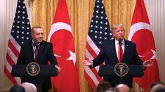 Trump y Erdogan discuten escalada de violencia en Siria y expresan preocupación por crisis en Idlib