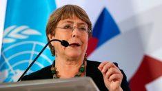 Oposición venezolana denuncia ante Bachelet persecución por parte del régimen de Maduro