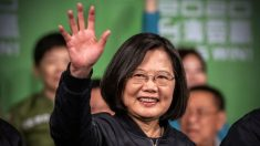 La presidenta de Taiwán agradece el creciente apoyo de Estados Unidos