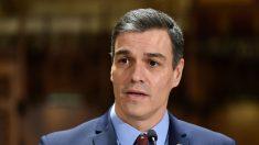 Pedro Sánchez prevé alargar el confinamiento en España hasta mitad de mayo