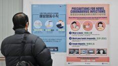 Corea del Sur reporta la primera muerte por el nuevo coronavirus